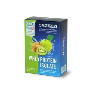 OMG Whey เวย์โปรตีน 1 กล่อง (5 ซอง)