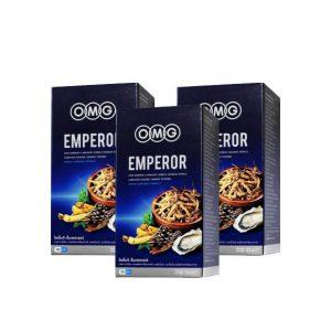 EMPEROR 3 กล่อง 90 แคปซูล